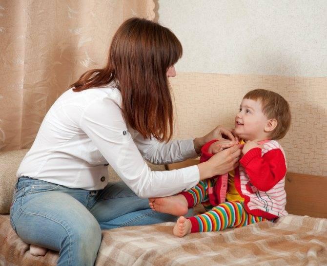 18 советов, как научить ребенка одеваться