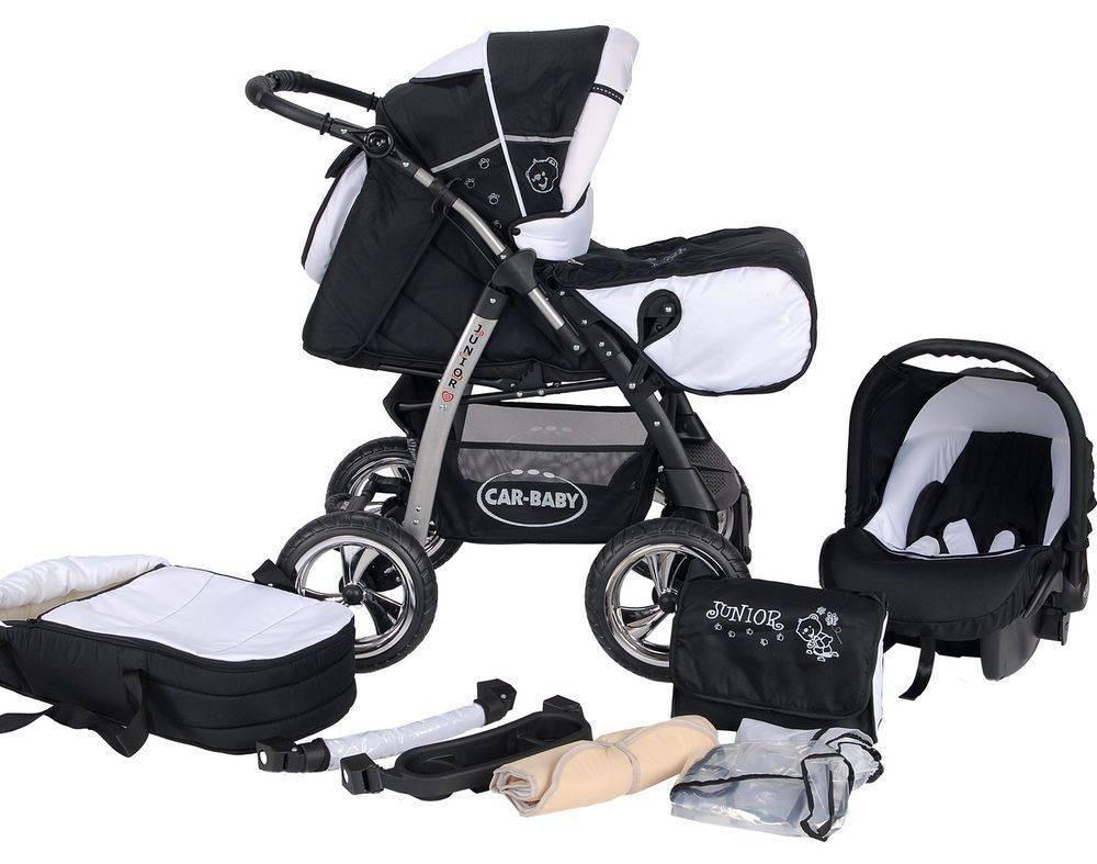 Рейтинг колясок-трансформеров для новорожденных и как выбрать лучшую