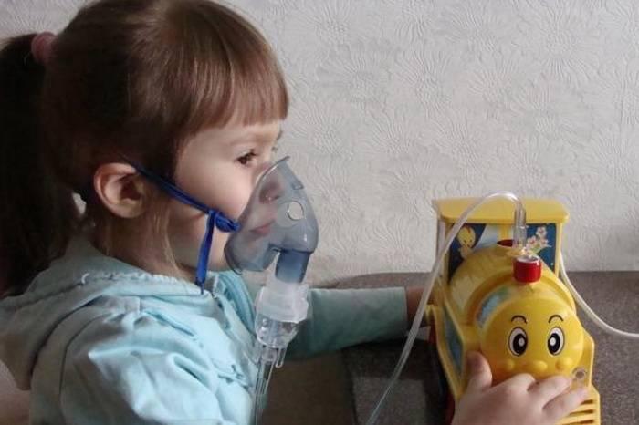 Какие лекарства можно заливать в небулайзер при кашле у ребенка