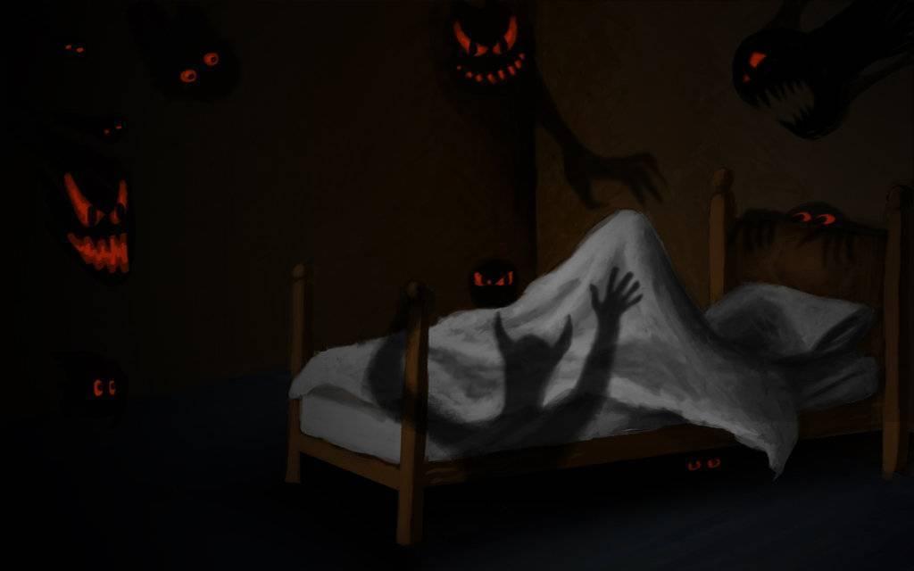Страхи и ночные кошмары у ребенка: признаки, причины, методы борьбы