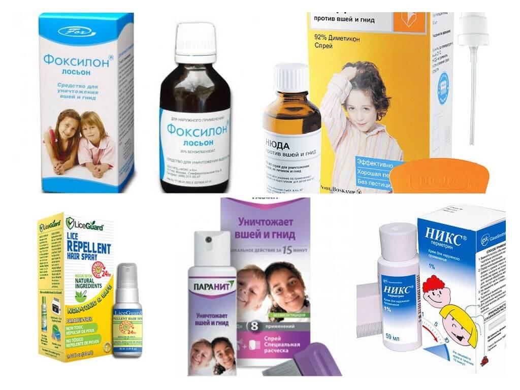 Профилактические меры от педикулеза у детей и взрослых
