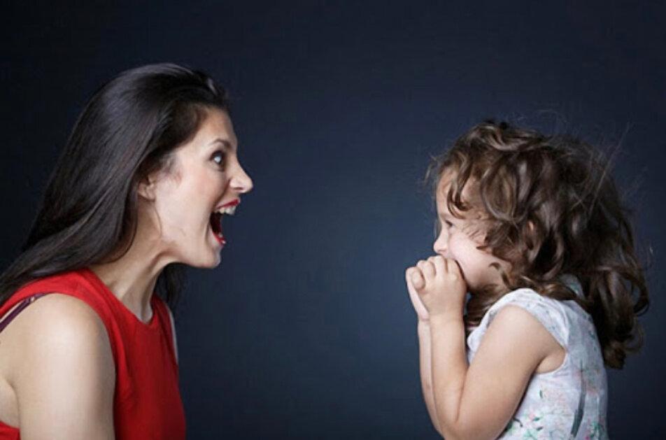 Как перестать кричать на ребенка, когда советы психолога уже не помогают