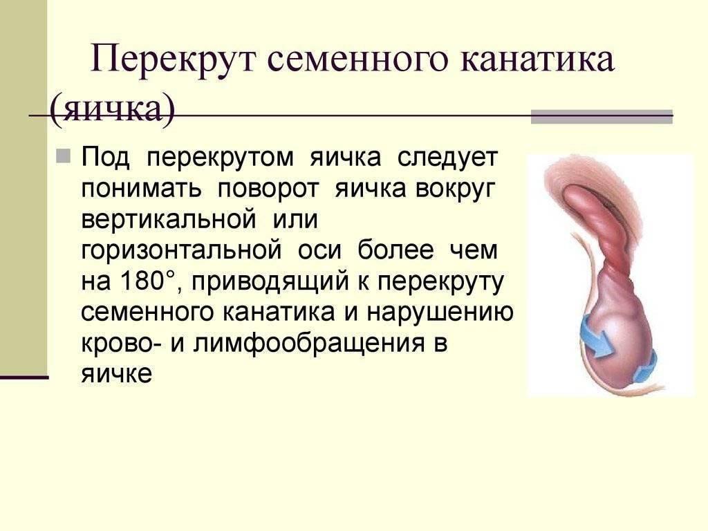 Боль в яичках у мужчин: причины, осложнения и методы лечения