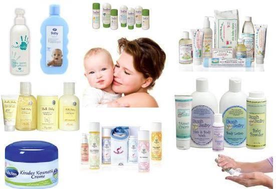 Детская косметика: что выбрать для новорожденного. детская косметика для новорожденных