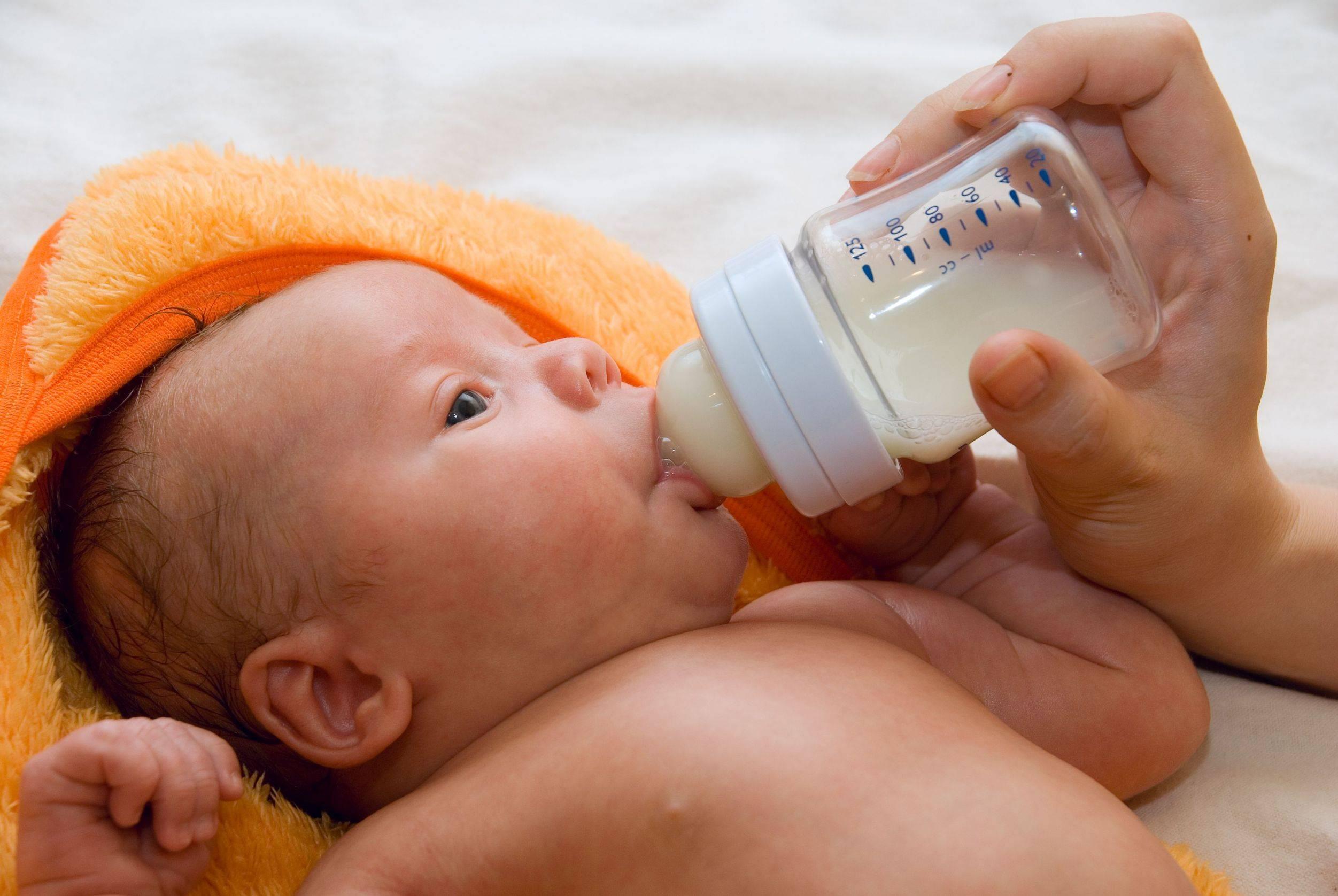 Аллергия на грудное молоко у грудничков: симптомы непереносимости у ребенка