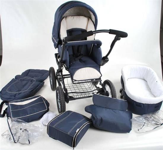 Как выбрать коляску для ребенка и не прогадать