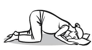 Позиционный дренаж для беременных. польза коленно-локтевого, или дренажного, положения при беременности: зачем беременным стоять на четвереньках? коленно-локтевое положение: в чём его польза для женщи