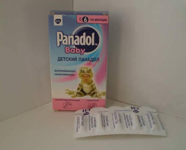 Панадол сироп — жаропонижающий препарат для детей и взрослых: инструкция по применению, состав