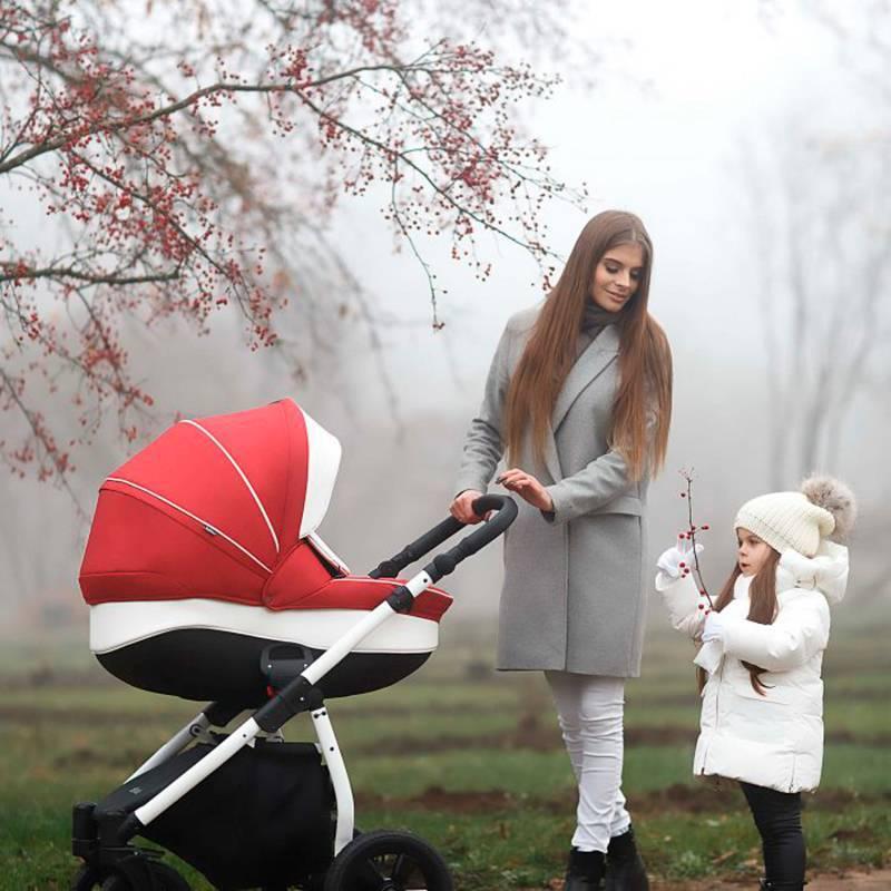 Как правильно выбрать детскую коляску