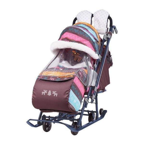 Прогулочная коляска для зимы (109 фото): вариант с большими колесами, рейтинг лучших зимних моделей для новорожденных 2020
