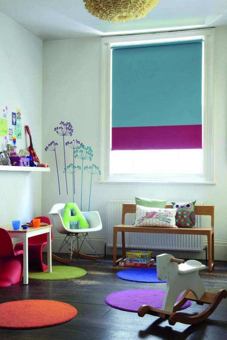 Как выбрать шторы в детскую комнату и фото достойных решений