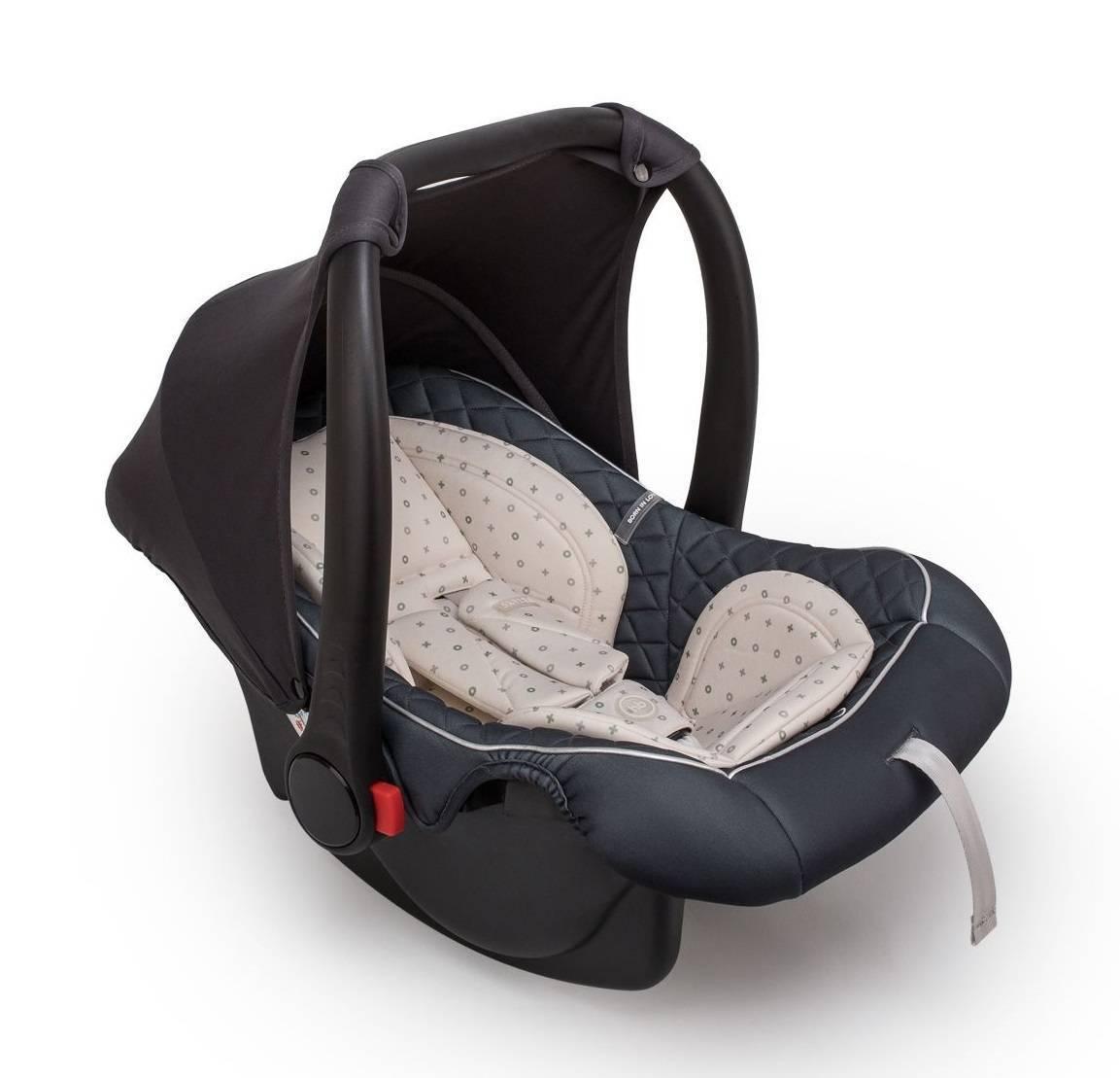 Автолюлька для новорожденных в машину: фото кресла, переноски — что лучше, до какого возраста?