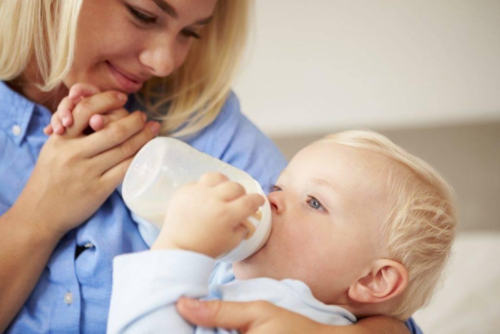 Ребенок отказывается есть смесь: ???? все о беременности и детях