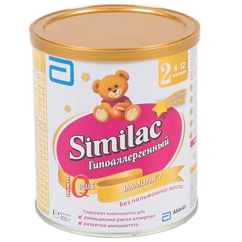 Детская смесь симилак (similac)