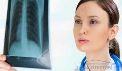 Как делают рентген легких ребенку и вредно ли это