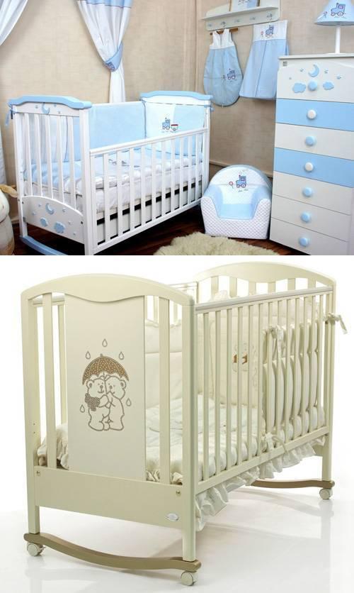 Рейтинг лучших: какую кроватку купить для новорожденного