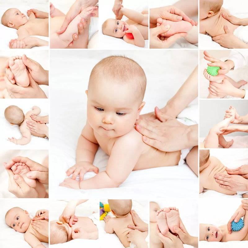 Гипертонус у новорожденного   уроки для мам