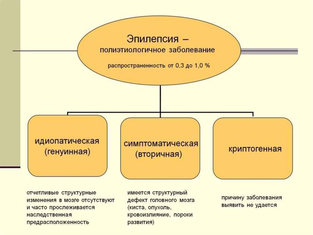Идиопатическая эпилепсия: причины развития генерализованной и локализованной форм, особенности лечения парциальной и фокальной эпилепсии у детей и взрослых