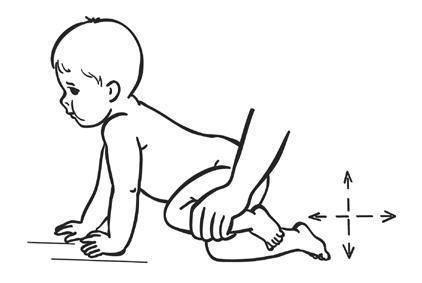 Как научить малыша садиться из положения лежа