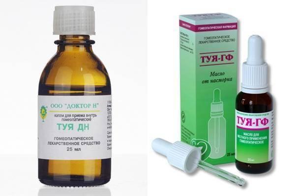 Масло туи при аденоидах для детей: эффективность лечения, инструкция, как капать, отзывы