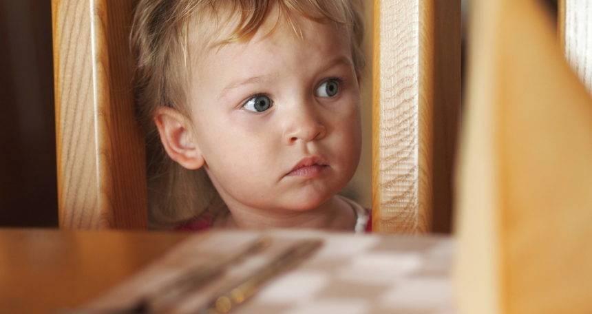 Молитва от испуга у ребенка, от сглаза
