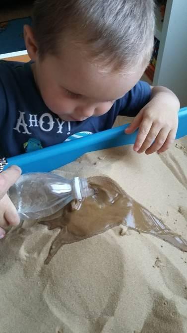 Программа песочной терапии «волшебный песок» (развитие и коррекция эмоционально- волевой и познавательной сфер детей дошкольного возраста с использованием игр с песком)                                рабочая программа
