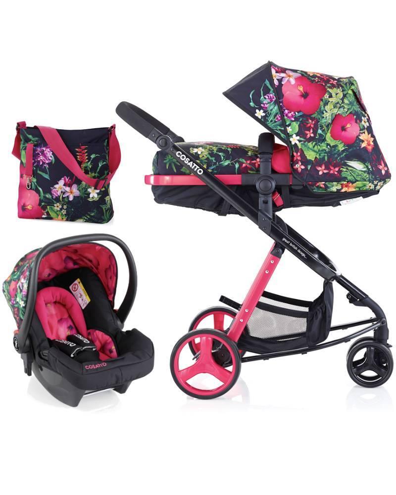 Топ-10 лучших колясок для новорожденных 2 в 1 2020 года в рейтинге zuzako