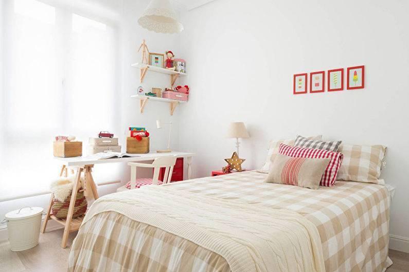 Детская комната в скандинавском стиле - правила оформления и 37 фото идей