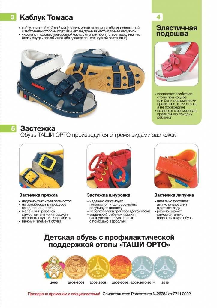 Первая обувь: какую модель выбрать для малыша, который начинает ходить
