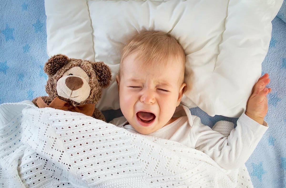 Ребенок в 4 месяца плохо спит | уроки для мам