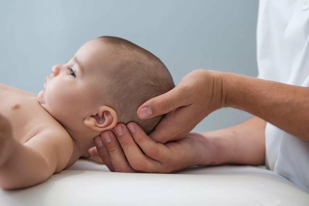 Узи шейного отдела позвоночника ребенку