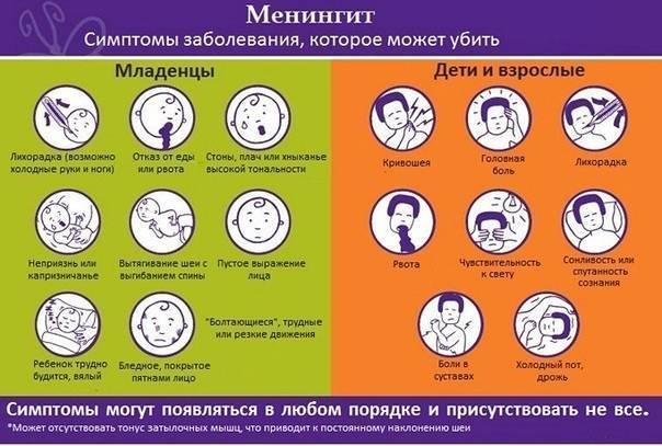Сыпь при менингите: нужно уметь вовремя опознать