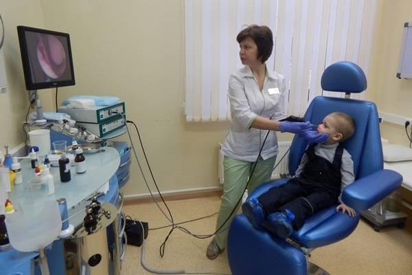 Физиотерапия при аденоидах у детей: полезен ли куф солнышко и лазер при лечении