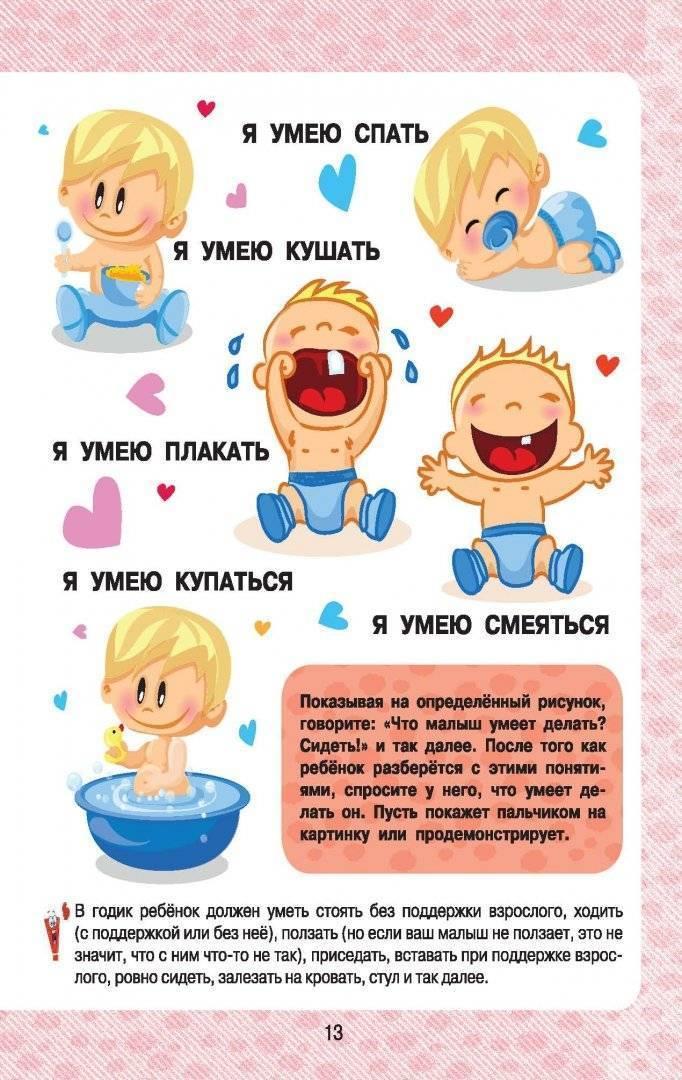 Развитие ребенка в 2 года - 2,5 года