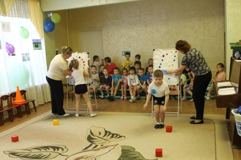 Детский сад компенсирующего вида