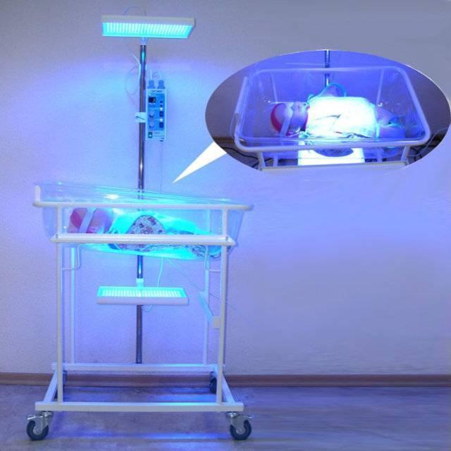 Лампы для фототерапии при желтухе у новорожденных - твоя печенка