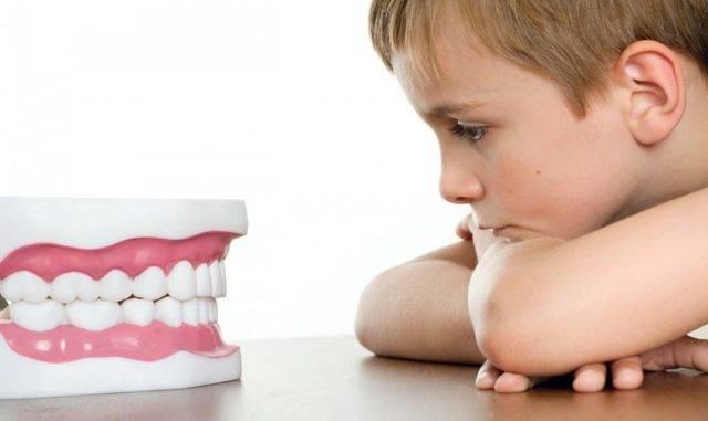 Серебрение зубов у детей: фото до и после