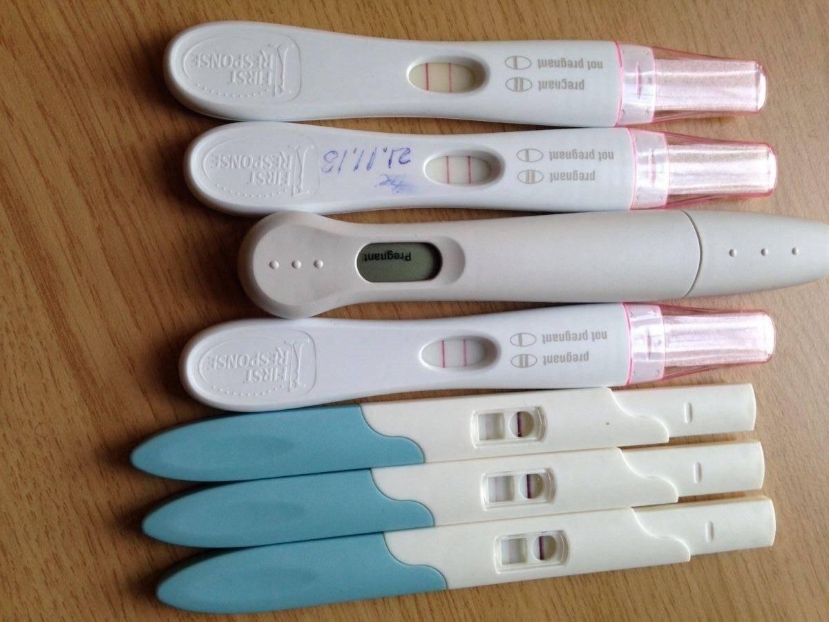 Признак беременности — тянет низ живота
