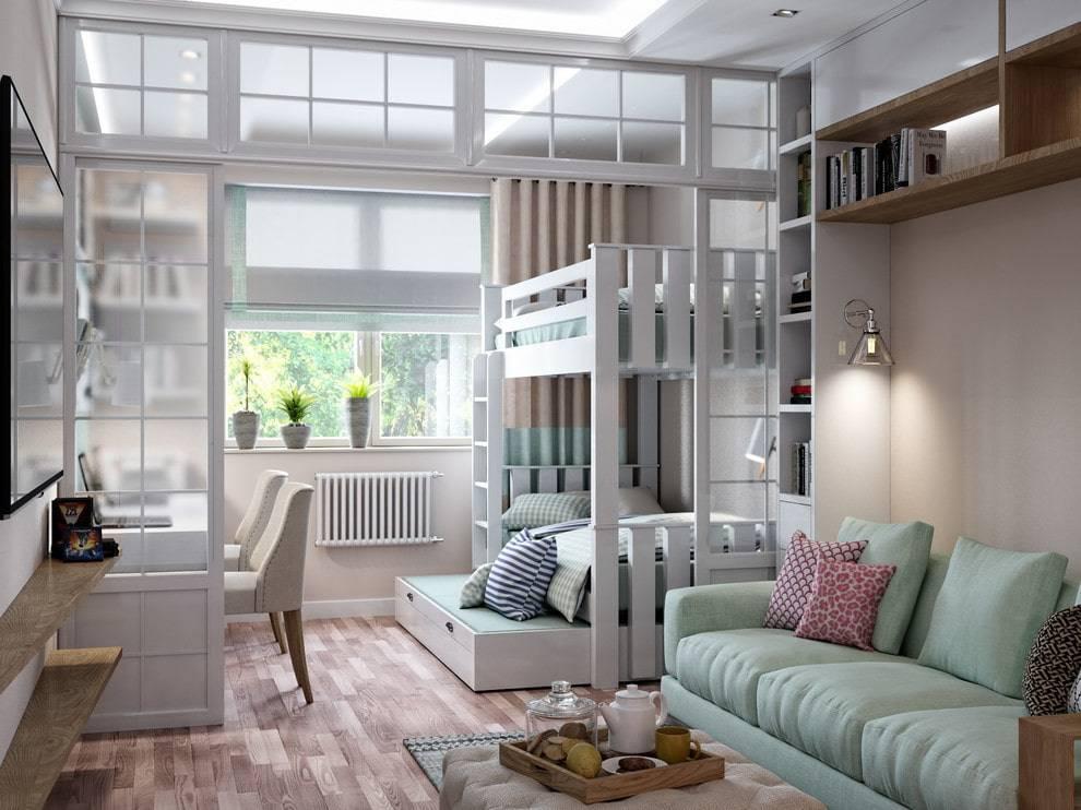 Комната для родителей и ребенка – 10 идей и фото интерьеров