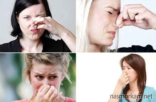 Неприятный запах из носа: как избавиться и не допустить   ozapahe.ru