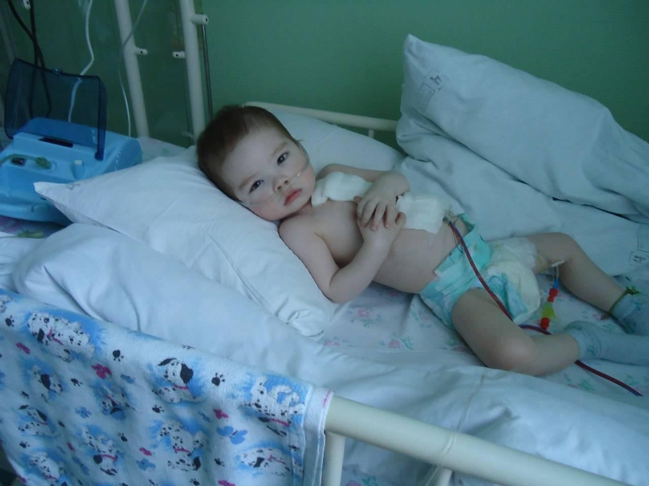 Врожденный порок сердца у новорожденных | лечение сердца