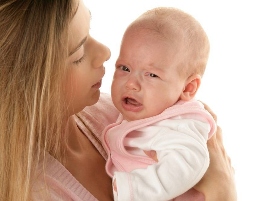 Почему ребёнок отказывается от груди?