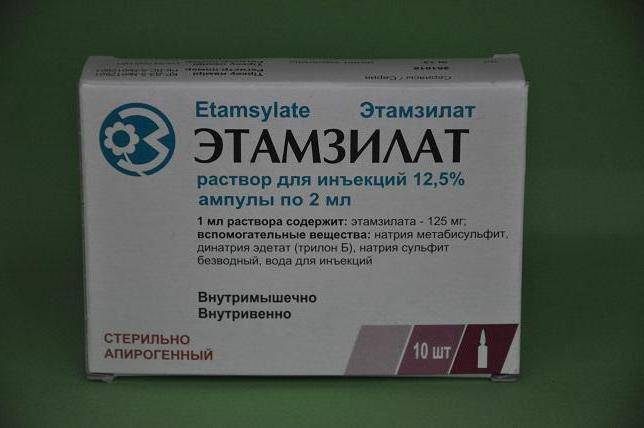 Кровоостанавливающие таблетки при беременности на ранних сроках