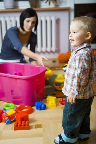 Medweb - 15 советов, как научить ребенка играть самостоятельно