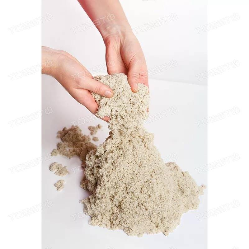 Кинетический песок для детей что это такое и какой состав? с какого возраста можно играть в кинетический песок?