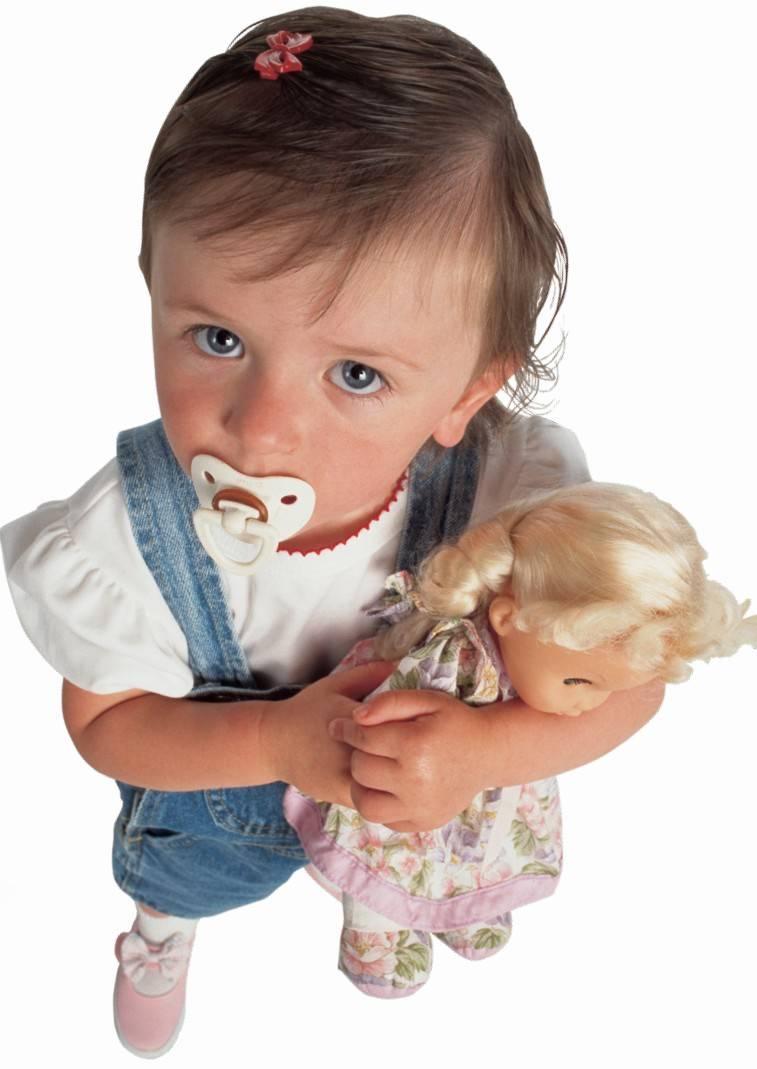 Как отучить ребенка от пустышки в 1,5 - 2 года