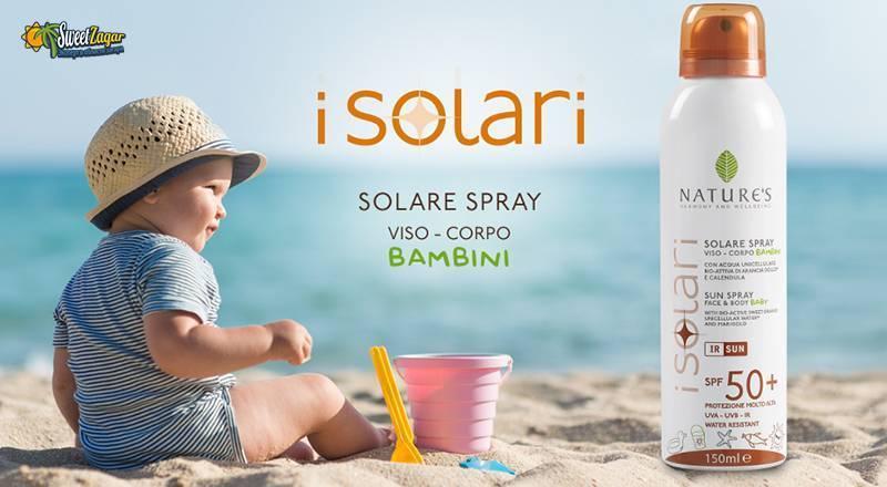 Как выбирать солнцезащитные средства для детей?