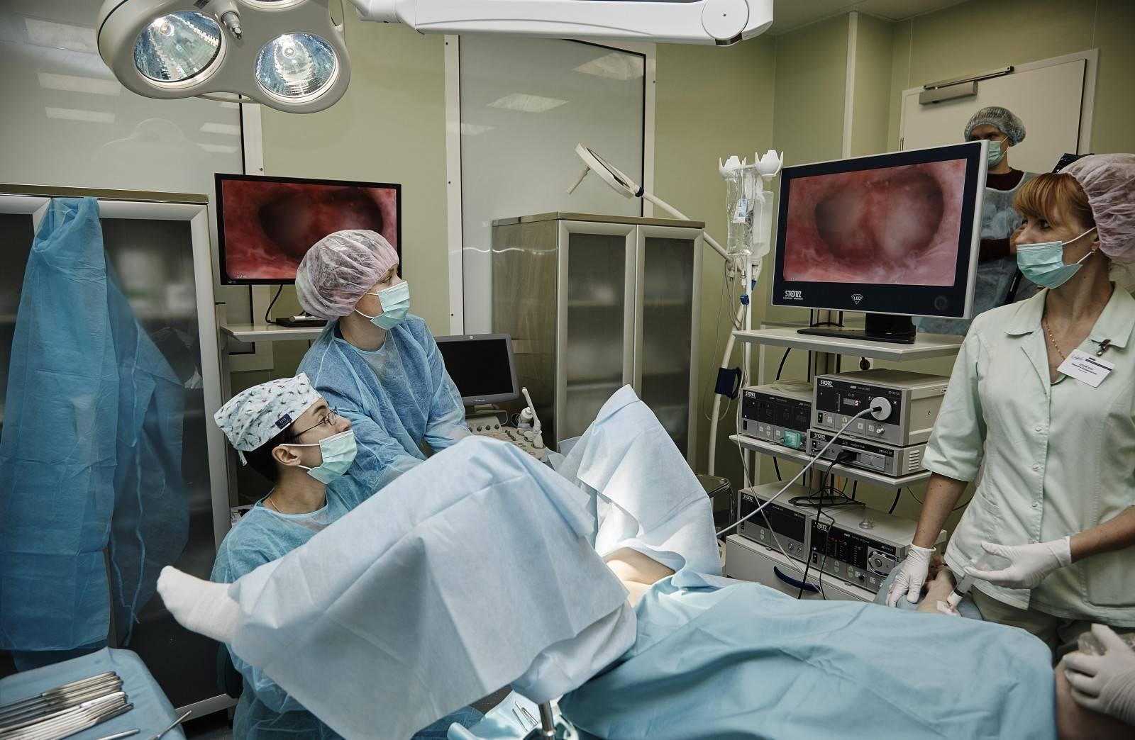 Беременность после лапароскопии: когда наступит и как протекает