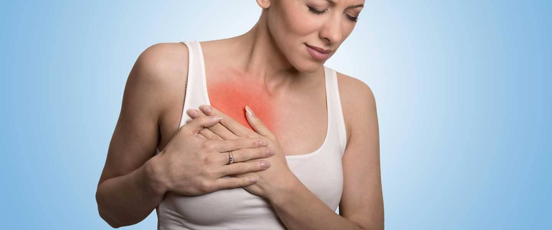 Уплотнение в молочной железе у кормящей: лечение
