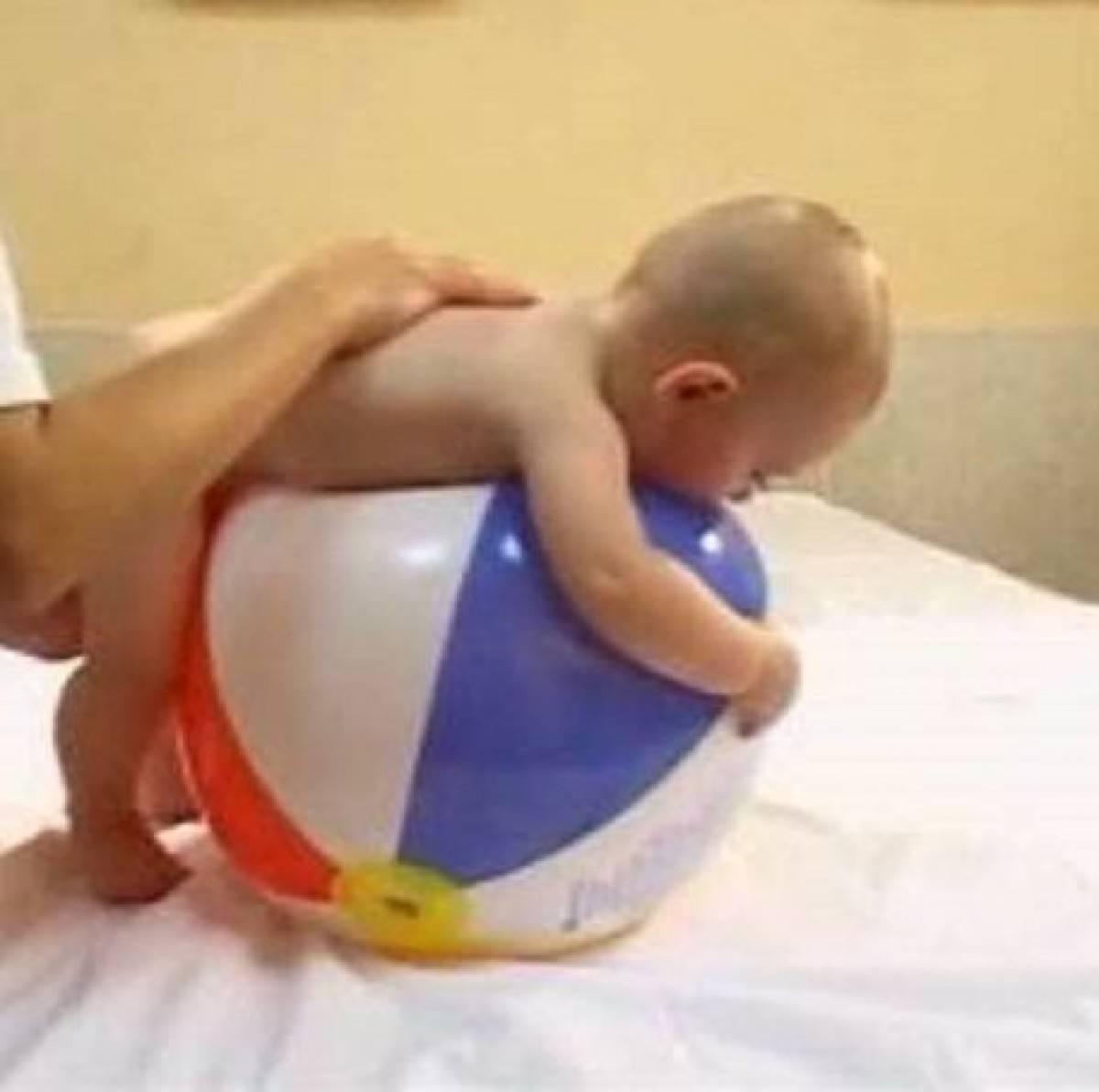 Массаж при кривошее у грудничков в первые месяцы жизни, видео, эффективность